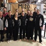 Magnolia West High School Boys Swimming finishes 1st place