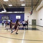 Magnolia Girls 8th Grade Basketball Maroon falls to Lynn Lucas 23-21
