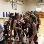 Magnolia Girls 8th Grade Basketball beat Lynn Lucas 44-23