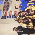 Magnolia West High School Coed Varsity Swimming finishes 4th place