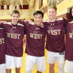 Magnolia West High School Boys Varsity Basketball falls to Brenham High School 38-23