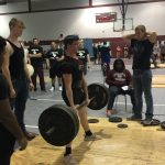 Magnolia West High School Coed Varsity Powerlifting finishes 5th place