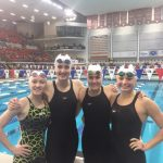 Magnolia West High School Swimming finishes 11th place