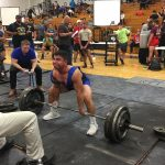 Magnolia West High School Coed Varsity Powerlifting finishes 20th place