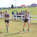 Cross Country Competes at Texas A&M Invitational