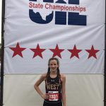 Peyton McQuillan Finishes 11th Place at State XC Meet