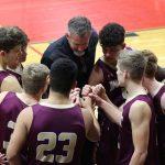 Magnolia West High School Boys Varsity Basketball beat Houston Memorial 72-66