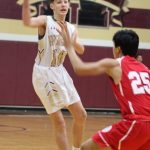Boys Freshman Basketball falls to Huntsville 58 – 48
