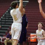 Boys Freshman Basketball beats Willis 70 – 53