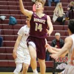 Boys Varsity Basketball falls to Magnolia 62 – 55