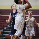 Boys Freshman Basketball beats Tomball Memorial 58 – 44