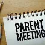 Football Parents Meeting