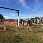 Girls Cross Country Finishes 4th