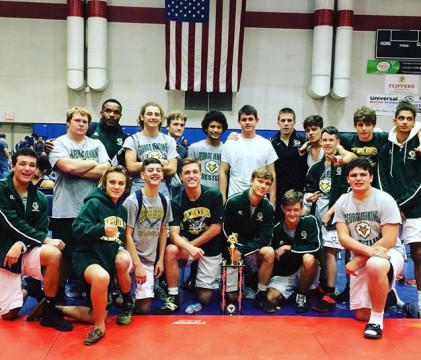Jenkins Wins Dan Moskowitz Tournament