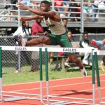 Eagles Break Two More School Records En Route to Team Title