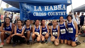 Boys' & Girls' Varsity Cross Country