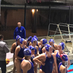 Girls Varsity Water Polo beats Buena Park 19 – 6