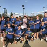 Boys Varsity Tennis beats Fullerton 11 – 7