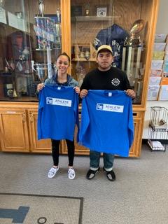 Athletes of the Week: Desirae Davis and Marcos Duarte