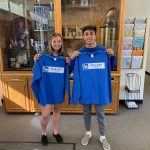 Athletes of the Week: Jonathan Aleman/Katie Poppin