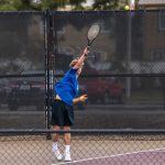 Boys' Tennis: Buena Park @ La Habra (3/12/20)