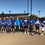 Boys Tennis: La Habra vs Sunny Hills (3/19/2019)