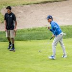 Boys Golf: La Habra vs Fullerton (4/9/2019)