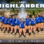 Girls Varsity Volleyball!
