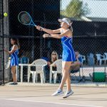 Girls' Tennis: La Habra @ Sunny Hills (10/1/19)