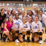 2019 Freeway League Champions: Girls Volleyball