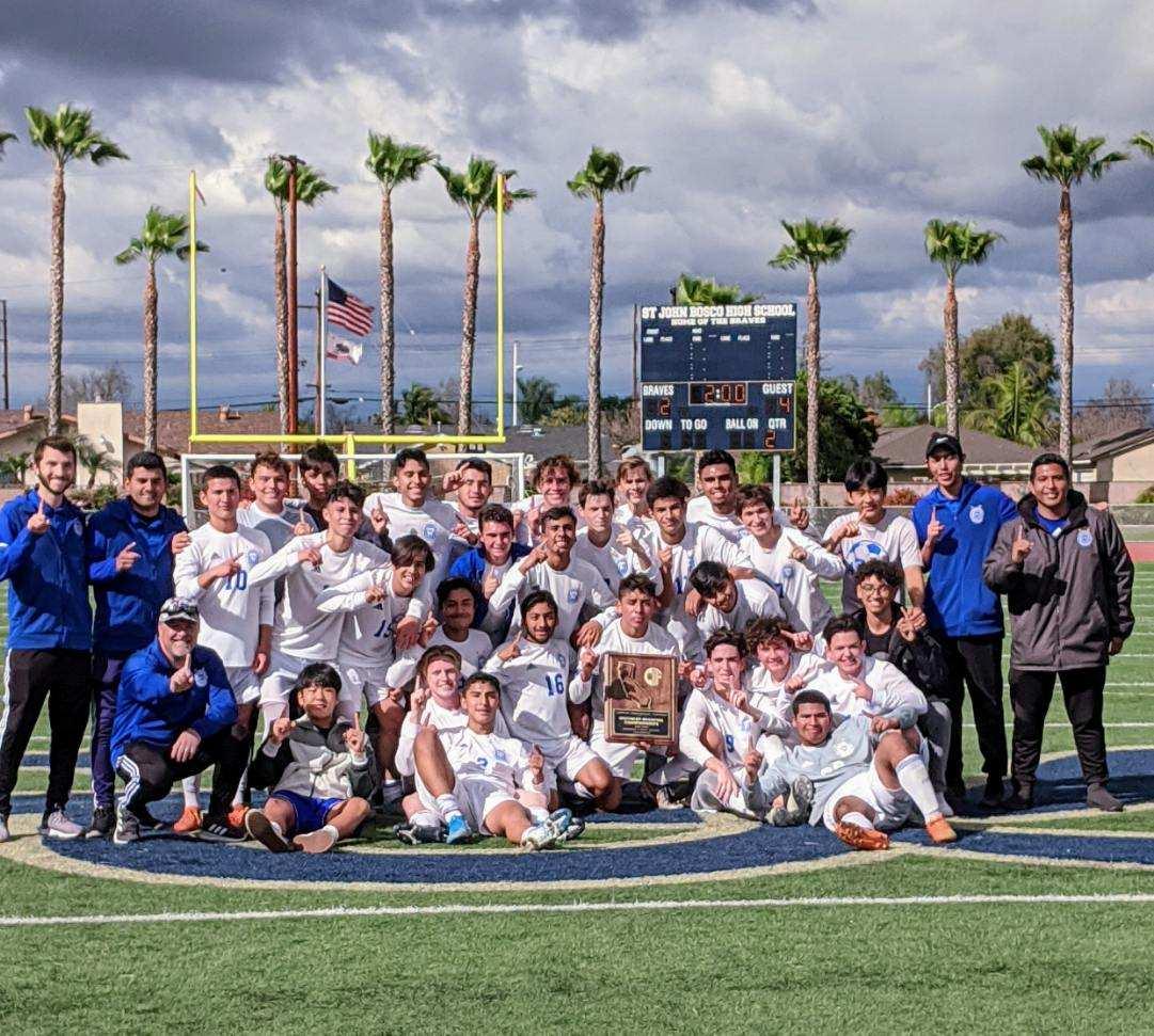CIF Southern California Regional Champions!!!