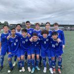 Boys Varsity Soccer beats Western 6 – 0