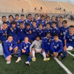 Boys Varsity Soccer beats Troy 6 – 1
