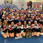 CIF Champions: Congratulations to the Competition Cheer Team