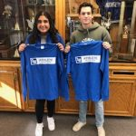 Athletes of the Week: Faith Huston, Tanner Coombs
