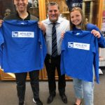 Athletes of the Week: Katie Poppin/ Dylan Damico