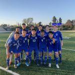 Boys Varsity Soccer beats Estancia 4 – 0