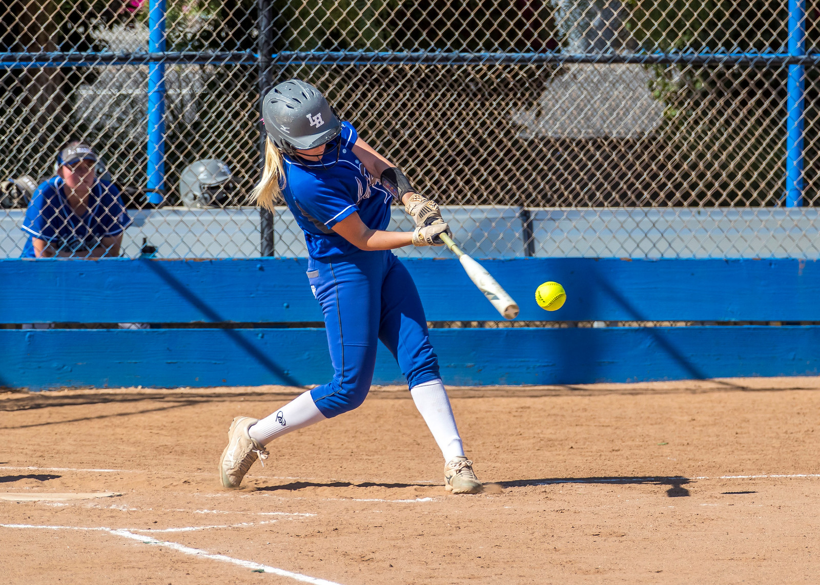 Softball: California @ La Habra (2/18/20)