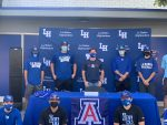 Shackelford Signs with University of Arizona
