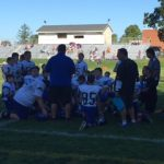 Independence 7th Grade Football beat Berkshire Junior/Senior High School 22-8