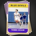 Let's Meet IHS Senior Athlete: Thomas Ceculski