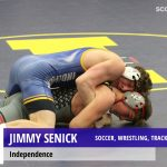 Let's Meet IHS Senior Athlete: Jimmy Senick
