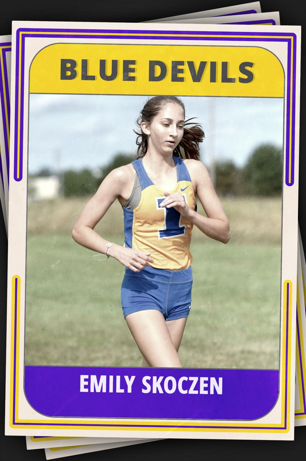 Let's Meet IHS Senior Athlete: Emily Skoczen