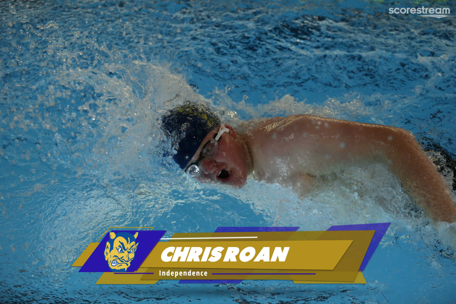 Let's Meet IHS Senior Athlete: Chris Roan