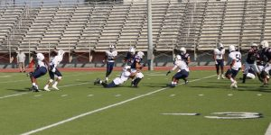 JV Football vs. St. Paul