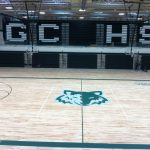 New Basketball Gym
