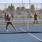 GC Girls Tennis 4-1 vs. Bear River