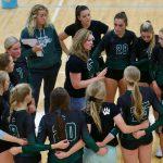 Girls Varsity Volleyball vs Sky View 2-3