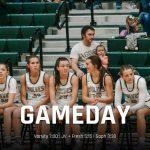 Girls Basketball vs Riverton @ HOME