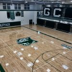 Our Court Looks AMAZING!